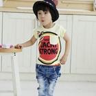 เสื้อยืดJack-Strong-สืเหลืองอ่อน-(5size/pack)
