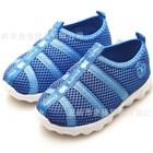 รองเท้าผ้าใบดาวกระต่าย-สีฟ้า-(6คู่/แพ็ค)