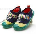 รองเท้าผ้าใบมนุษย์ล่องหน-สีกรมท่า-(6คู่/แพ็ค)