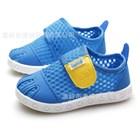 รองเท้าผ้าใบสปอร์ตแบบโปร่ง-สีฟ้า-(6คู่/แพ็ค)