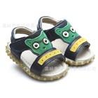 รองเท้ารัดส้นกระรอกแว่น-สีดำ-(5คู่/แพ็ค)