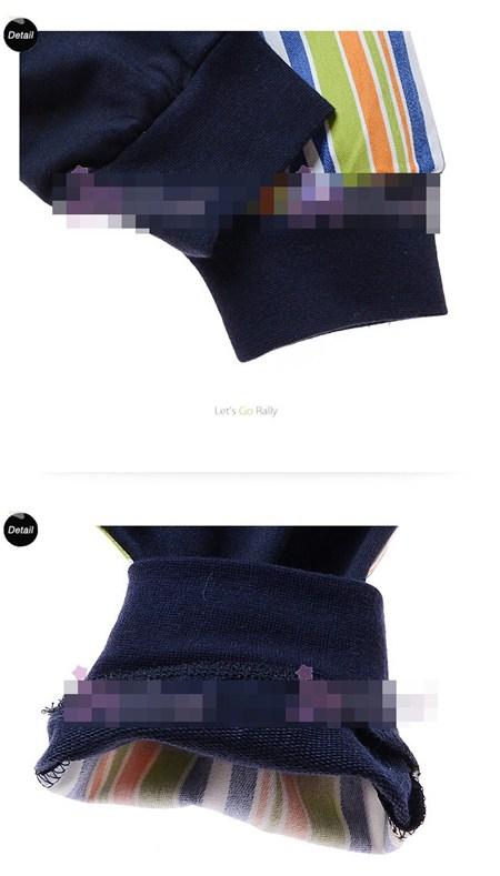 กางเกงขายาวโรลเลอร์สเก็ต สีกรมท่า (5size/pack)