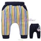 กางเกงขายาวโรลเลอร์สเก็ต-สีกรมท่า-(5size/pack)