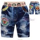 กางเกงยีนส์สามส่วน-Anpangman-(5size/pack)