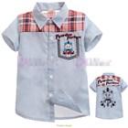 เสื้อเชิ้ตลายทาง-Mr.THOMAS-สีเทา-(5size/pack)