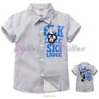 เสื้อเชิ้ต-ELK-LAKE-SKI-สีขาวดำ-(5size/pack)