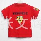 เสื้อโปโล-FERRARI-สีแดง-(5-ตัว/pack)