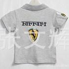 เสื้อโปโล-FERRARI-สีเทา-(5-ตัว/pack)