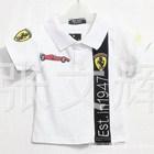 เสื้อโปโล-FERRARI-Staff-สีขาว-(5-ตัว/pack)