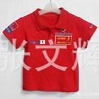 เสื้อโปโล-Mersedes-Benz-สีแดง-(5-ตัว/pack)