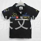 เสื้อโปโล-Mersedes-Benz-สีดำ-(5-ตัว/pack)