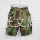 กางเกงขาสามส่วนลายทหารพราน-(5ตัว/pack)