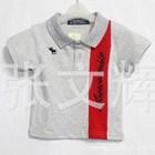 เสื้อโปโล-Abercrambre-สีเทา-(5-ตัว/pack)