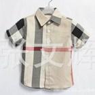 เสื้อเชิ้ต-Burberry-ลายสก๊อต-สีเบจ-(5-ตัว/pack)