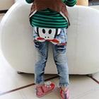 กางเกงยีนส์ขายาว-The-Monkey-(5size/pack)