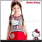 ชุดเดรส-Kitty-Berry-สีแดง-(5-ตัว/pack)