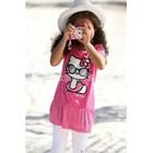 ชุดเดรสกางเกง-Kitty-SunGlass-สีชมพู-(5-ตัว/pack)