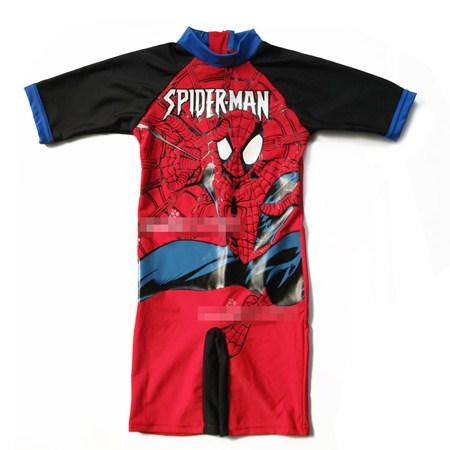 ชุดว่ายน้ำบอดี้สูท SPIDERMAN (5 ตัว/pack)