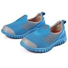 รองเท้าผ้าใบ-ADIDAS-AIR-สีฟ้า-(5คู่/แพ็ค)
