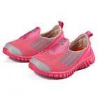 รองเท้าผ้าใบ-ADIDAS-AIR-สีชมพูเข้ม-(5คู่/แพ็ค)