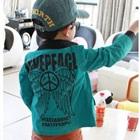 เสื้อแจ็คเก็ต-Michael-Jackson-สีเขียว-(5size/pack)