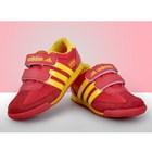 รองเท้าผ้าใบ-ADIDAS-SPACE-สีแดง-(6คู่/แพ็ค)