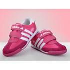 รองเท้าผ้าใบ-ADIDAS-SPACE-สีชมพู-(6คู่/แพ็ค)