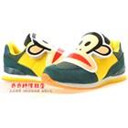 รองเท้าผ้าใบ-Paul-Big-Face-สีเขียว-(5คู่/แพ็ค)