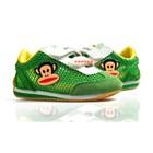 รองเท้าผ้าใบ-Paul-Frank-Air-สีเขียวสด-(6คู่/แพ็ค)