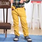 กางเกงขายาว-CHANGE-UP-สีเหลือง-(4size/pack)