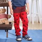 กางเกงขายาว-G-STAR-สีแดง-(4size/pack)