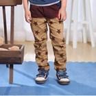 กางเกงขายาว-G-STAR-สีกากี-(4size/pack)
