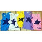 เสื้อกล้าม-STAR-CAMP-สีชมพู-(5size/pack)