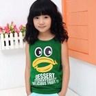 เสื้อกล้าม-DESSERT-สีเขียว-(5size/pack)