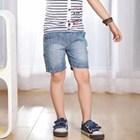 กางเกงยีนส์ฟอกสีเซอร์-สีอ่อน-(4size/pack)