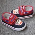 รองเท้าผ้าใบ-PAUL-FRANK-Kid-สีแดง-(5คู่/แพ็ค)