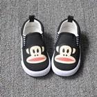 รองเท้าผ้าใบ-PAUL-FRANK-เนิดๆ-สีดำ-(5คู่/แพ็ค)