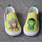 รองเท้าผ้าใบ-PAUL-AVENGER-สีเขียว-(5คู่/แพ็ค)