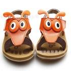 รองเท้ารัดส้นมดน้อย-สีส้ม-(5คู่/แพ็ค)