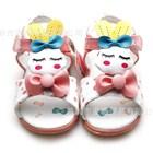 รองเท้ารัดส้น-Rabbit-Sleep-สีชมพู-(5คู่/แพ็ค)