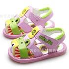 รองเท้ารัดส้น-B-Bear-สีชมพู-(5คู่/แพ็ค)