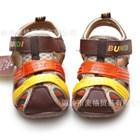 รองเท้ารัดส้น-SHOES-สีน้ำตาล-(6คู่/แพ็ค)