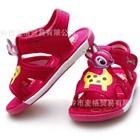 รองเท้ารัดส้นเจ้ากวางน้อย-สีชมพู-(6คู่/แพ็ค)