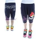 กางเกงขาสามส่วน-Angry-Bird-สีน้ำเงิน-(6size/pack)