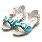 รองเท้าโบว์แก้วหวานหวาน-สีฟ้า-32-37-(6คู่/แพ็ค)