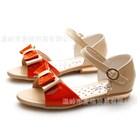 รองเท้าโบว์แก้วหวานหวาน-สีส้ม-27-31-(5คู่/แพ็ค)