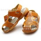 รองเท้ารันส้นหนังสไตล์โรมัน-สีน้ำตาล-C-(5คู่/แพ็ค)