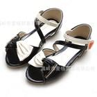 รองเท้าคุณหนูแฟชั่นนิสต้า-สีดำ-(5คู่/แพ็ค)