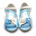 รองเท้าคุณหนูแฟชั่นนิสต้า-สีฟ้า-(5คู่/แพ็ค)