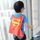 เสื้อแขนสั้น-SuperMan-รุ่นจิ๋ว-(5ตัว/pack)